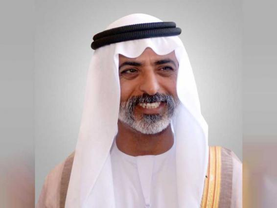 Studying biodiversity is a key to sustainable development, says Sheikh Nahyan