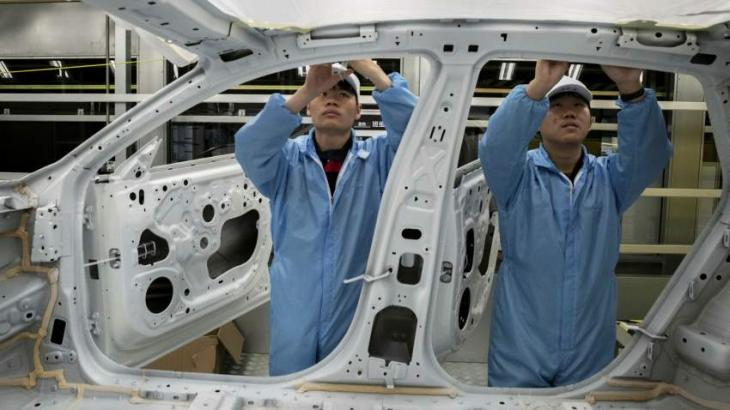 China's producer prices rise 9% in May, fastest in 13 years