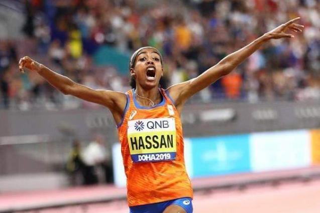 Record setters Hassan, Cheptegei dismiss technology criticism
