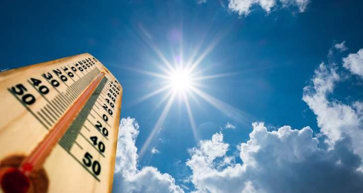 Most parts to experience hot weather during next 24 hours