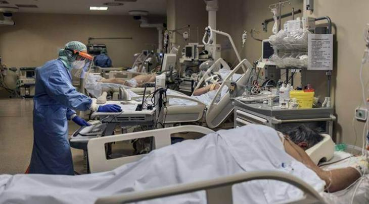 Russia, hit with virus surge, reopens Covid hospitals