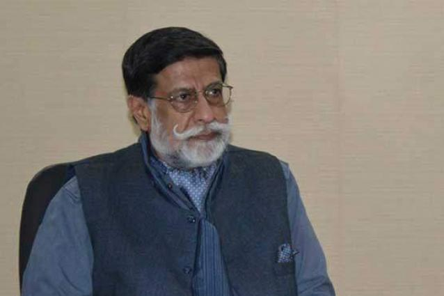 Soomro stresses to formulate PFCs for equitable distribution of resources