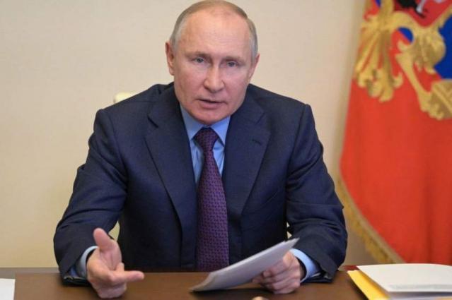 Putin Qualifies Ukraine as 'Product of Soviet Period'