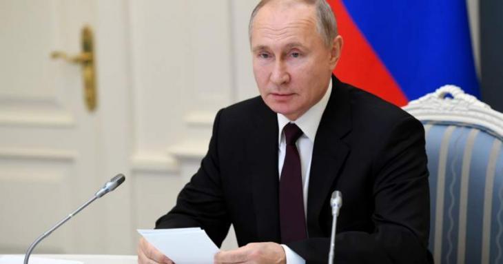Putin Criticizes Zelenskyy's Bill on Indigenous Peoples
