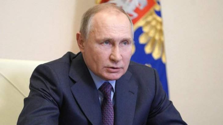 Putin Says Ukraine Invited Russia to Discuss International Security