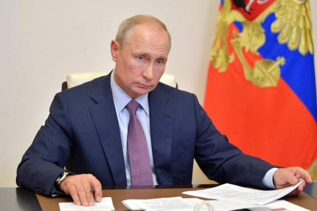 Putin Compares Ukraine's Bill on Indigenous Peoples to Policies of Nazi Germany