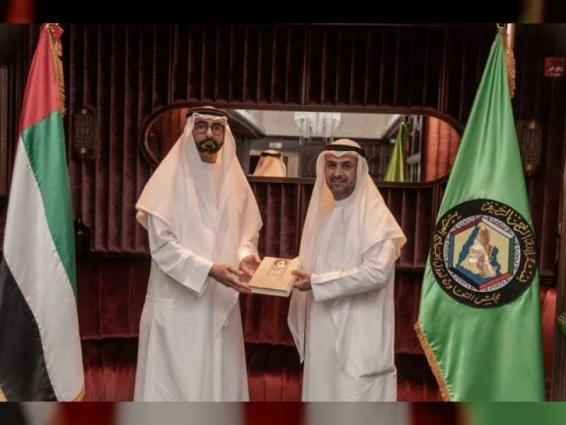 Minister of State for Defence receives GCC Secretary-General
