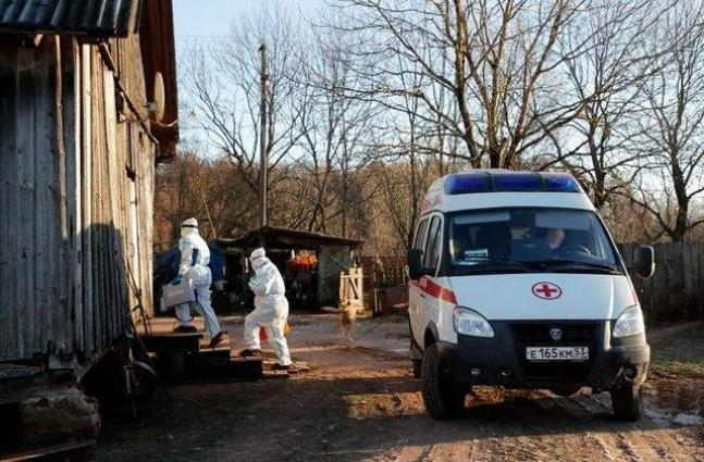 Russia Records 11,699 COVID-19 Cases in Past 24 Hours - Response Center