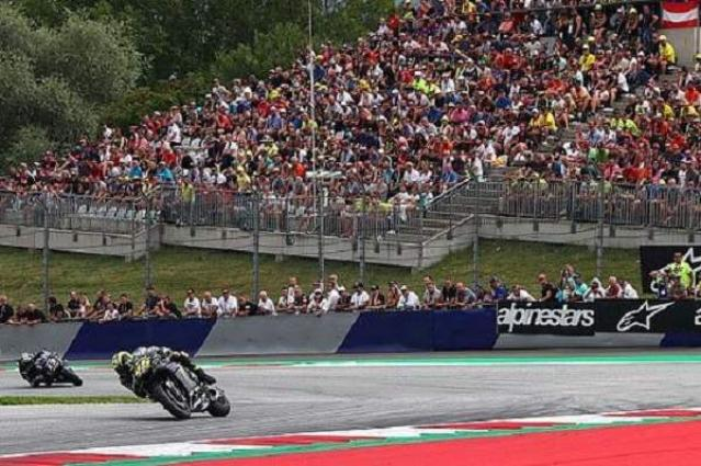 Styria and Austrian MotoGPs to host Capacity crowds: organisers