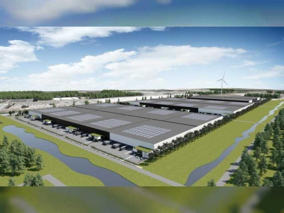 DP World's P&O Ferrymasters builds new 10,000m2 warehouse at Genk in Belgium