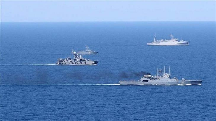 Russia begins large scale military drill in pacific ocean