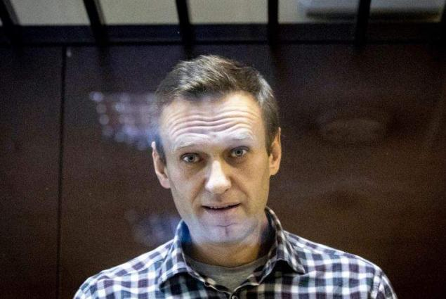 Navalny Loses Case Against Vladimir Penal Colony Over Alleged Smartphone Ban