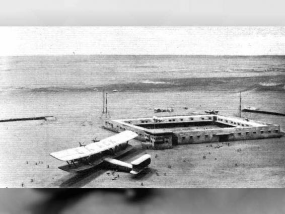 WAM Feature: Two air facilities in 1930s - region's first airport in Sharjah, Abu Dhabi's abandoned airstrip