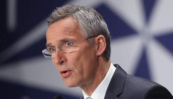 Stoltenberg Calls Italian Prime Minister Ahead of NATO Summit