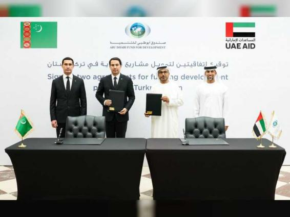 ADFD allocates AED367 mn towards airport development, hybrid power plant projects in Turkmenistan