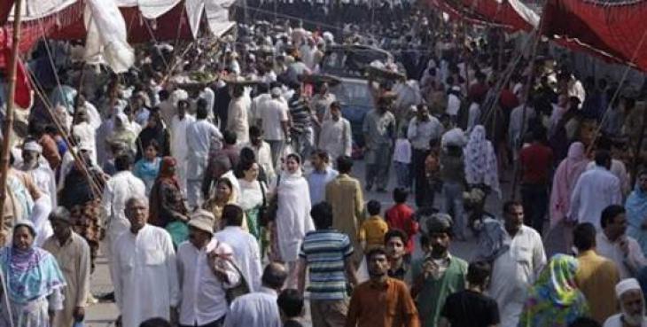 NIPS estimates country's population around 215.25 million