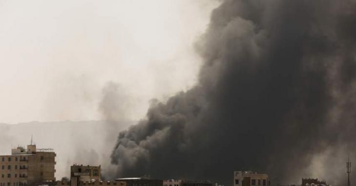 Saudi Coalition Denies Bombing Rebel Camp Near Yemeni Capital
