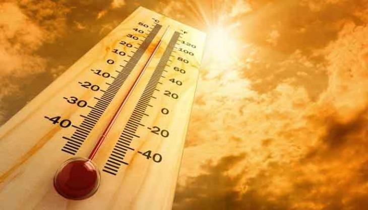 June 10 hottest day with record 45 degree centigrade