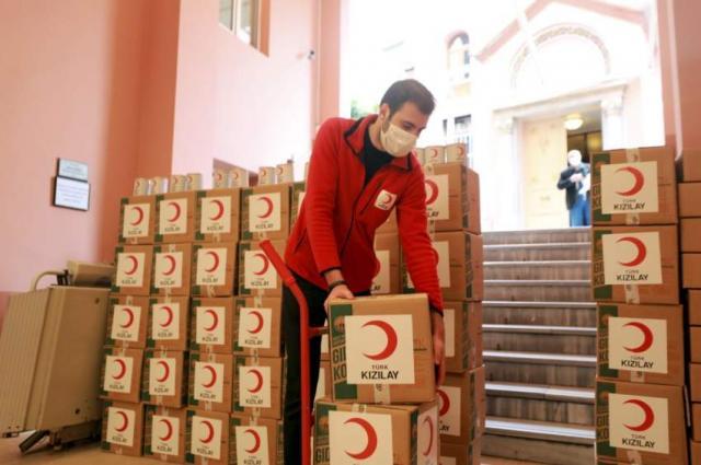 Turkish Red Crescent marks 153rd foundation anniversary