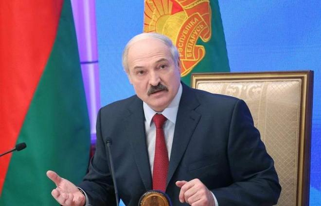Belarus' Lukashenko Accepts Resignation of Presidential Office Chief