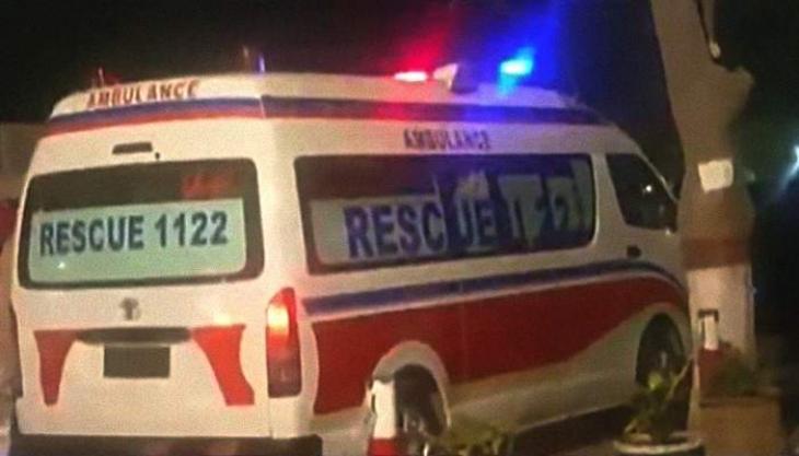 Three killed, two injured as car falls into sewage pool in kasur