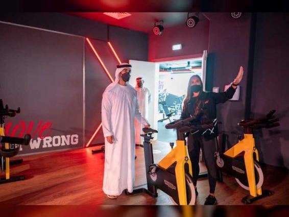 Hamdan bin Mohamed bin Zayed inaugurates largest sports venue in Abu Dhabi