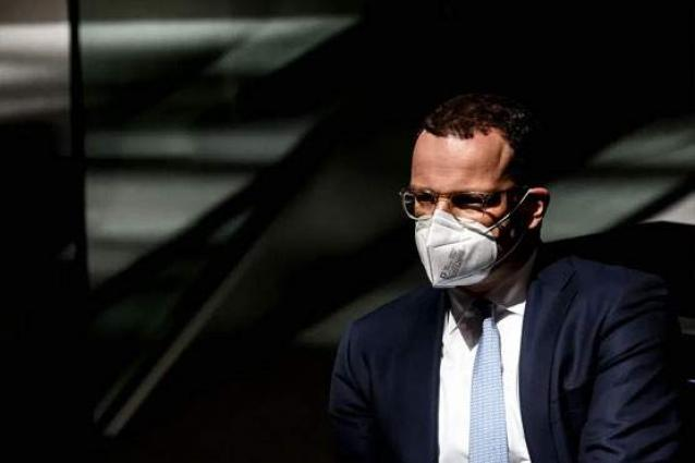 German health minister floats lifting of mask rules