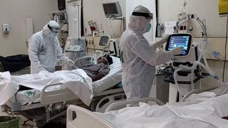 Pakistan records lowest deaths, positive cases since June 1