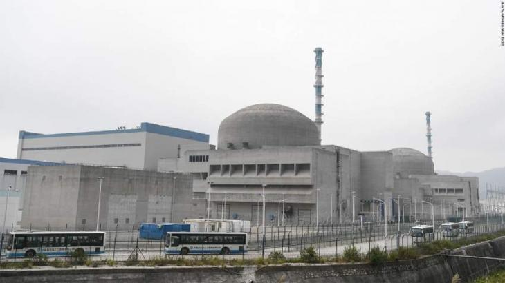 US, France Assessing Alleged Gas Leak at Chinese Nuclear Site