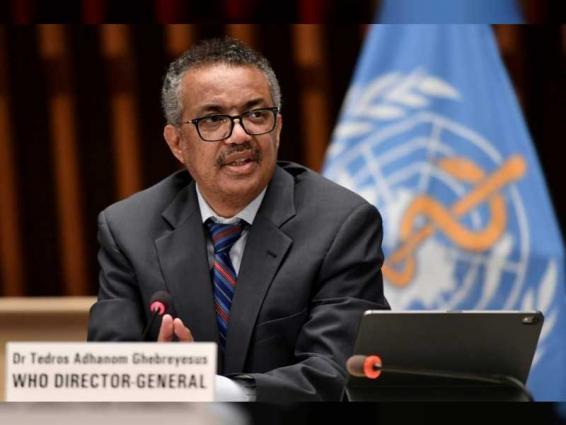 """"""" الصحة العالمية"""" : انخفاض عدد حالات الاصابة بفيروس كورونا عالميا للاسبوع السابع على التوالى"""