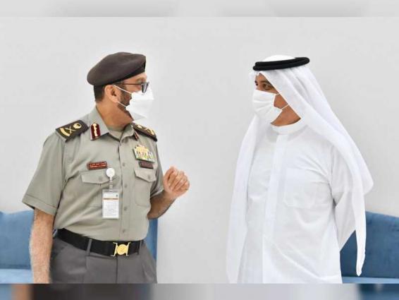 """"""" الإقامة وشؤون الأجانب"""" وفلاي دبي تناقشان التعاون في  تقديم سفر متميزة للمسافرين عبر مطارات دبي"""