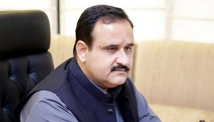 Chief Minister Punjab condemns terrorist attack on FC