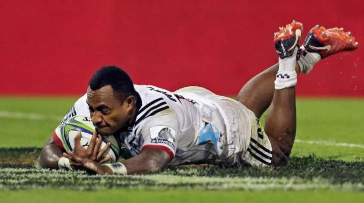 Mataele in as Radradra misses Fiji's All Blacks Tests