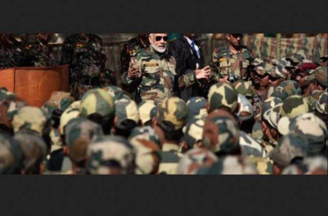 Indian army now called 'Modi ki Sena' for its closeness to Hindutva