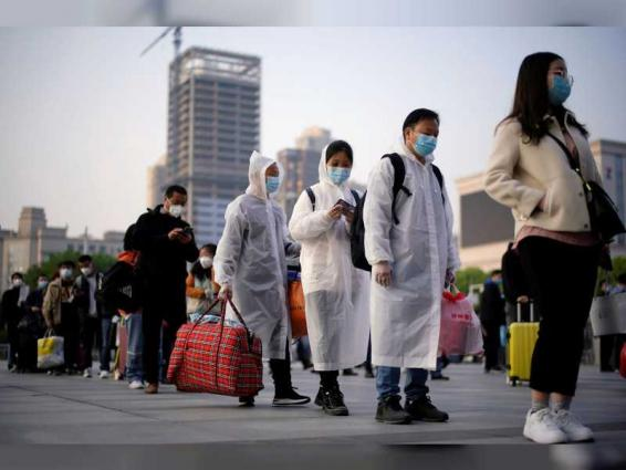China reports 19 new COVID-19 cases