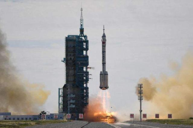 China's Shenzhou-12 Spacecraft Docks With Core Module of Country's Orbital Station
