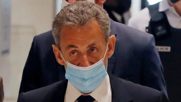 French prosecutor seeks 6-month jail term for Sarkozy