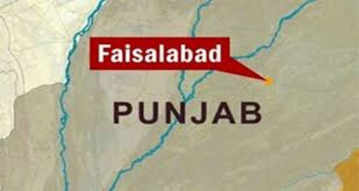 RPO inspects police station in faisalabad