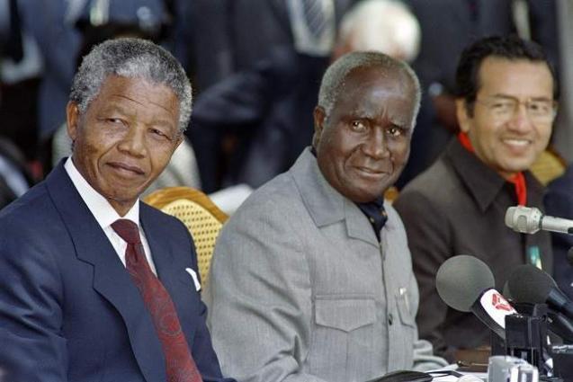 S.Africa honours Zambia's Kaunda with 10 mourning days