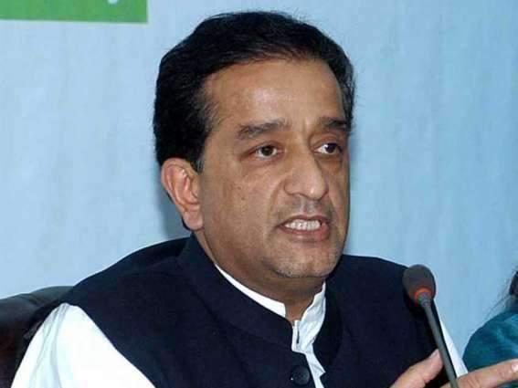 Recharge Pakistan to help restore 100 MAF flood water: Amin
