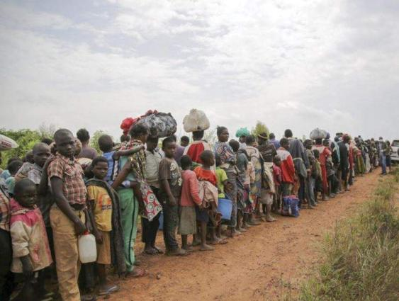 UNHCR urges world leaders to reverse trend of soaring displacement
