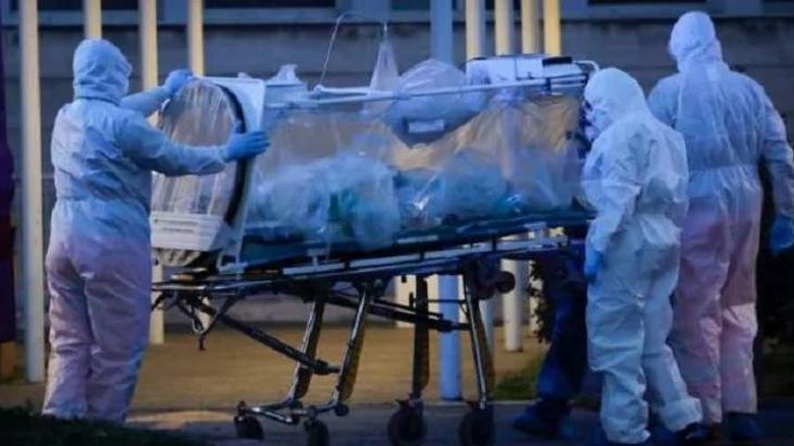 COVID-19 deaths cases infections, drop to record low since June 1