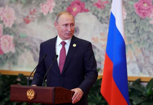 Putin Tells United Russia Party to Join Efforts to Slash Poverty by 2026