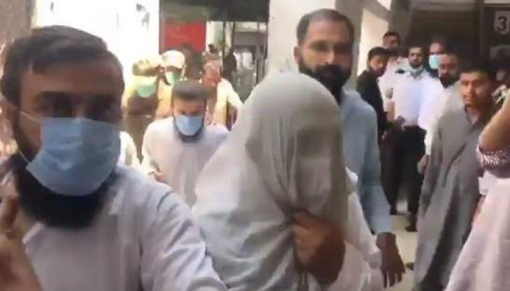 Mufti Aziz handed over to police on four-day physical remand in student sexual abuse case