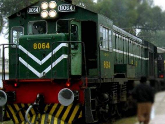 Man dies in train accident