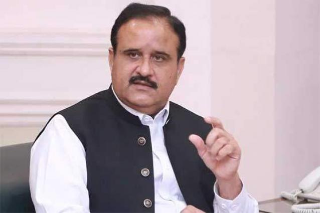 MPAs from Gujrat call on Chief Minister Sardar Usman Buzdar