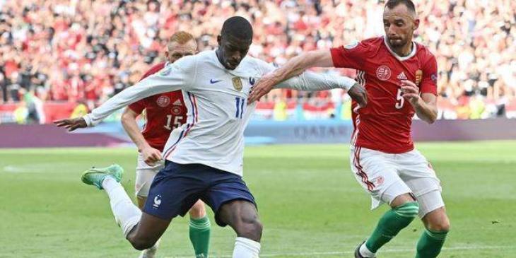 Barcelona's Dembele needs surgery for Euro injury