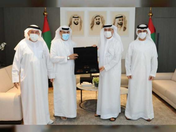 UAE Boxing Federation, GAS discuss preparations to host ASBC's youth and junior championships