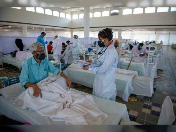India reports 54,069 new coronavirus cases