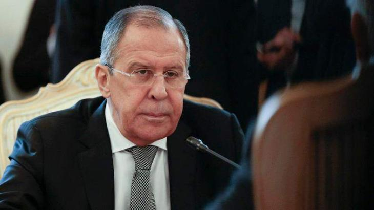 Moscow Calls on West to Make Kiev Stop Attacks on Russians, Other Minorities - Lavrov